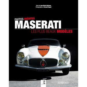 Maserati : les plus beaux modèles