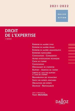 Droit de l'expertise 2020-2021