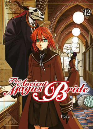 The ancient magus bride. Volume 12