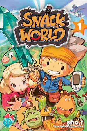 Snack world. Volume 1
