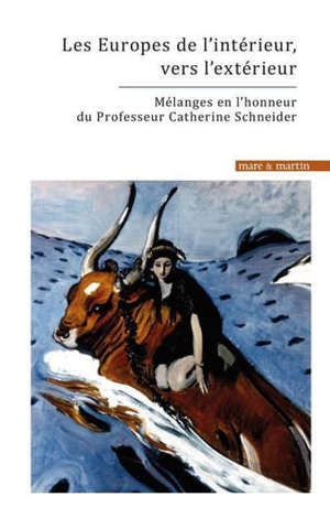 Mélanges en l'honneur de Catherine Schneider