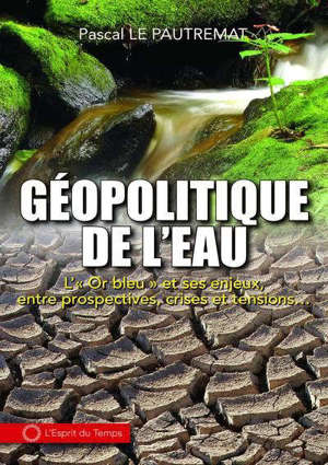 Géopolitique de l'eau : l'or bleu et ses enjeux, entre prospectives, crises et tensions...