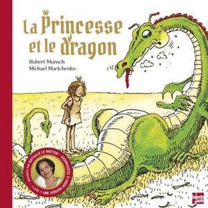 La princesse et le dragon