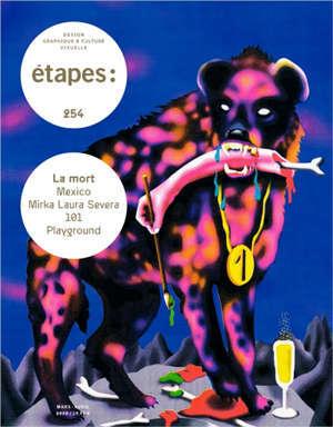 Etapes : design graphique & culture visuelle. n° 254, La mort
