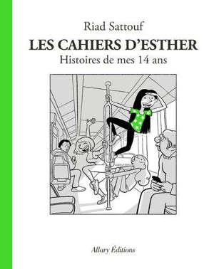 Les cahiers d'Esther. Volume 5, Histoires de mes 14 ans