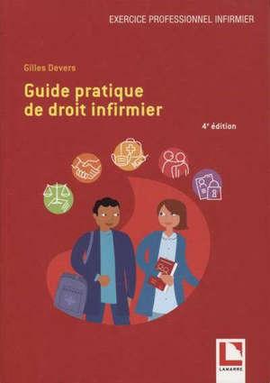 Guide pratique de droit infirmier