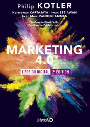 Marketing 4.0 : l'ère du digital