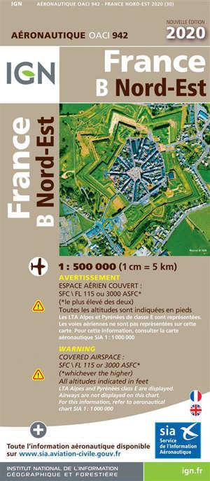 942 - FRANCE NORD EST 2020
