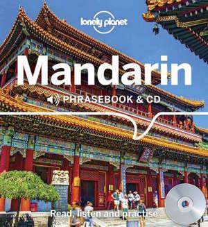 Mandarin phrasebook and audio CD
