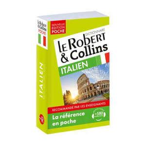 Le Robert & Collins italien poche : français-italien, italien-français