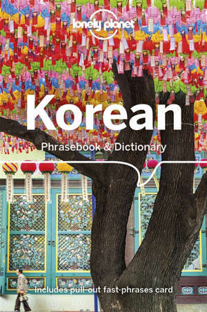 Korean phrasebook & dictionary
