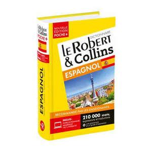 Le Robert & Collins espagnol poche + : français-espagnol, espagnol-français