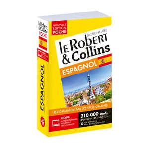 Le Robert & Collins espagnol poche : français-espagnol, espagnol-français