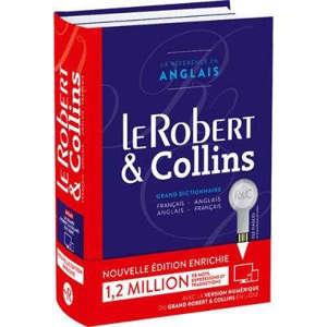 Le Robert & Collins : grand dictionnaire français-anglais, anglais-français