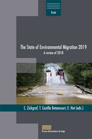 The state of environmental migration 2019 : a review of 2018