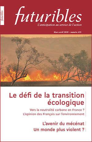 Futuribles. n° 435, Le défi de la transition écologique