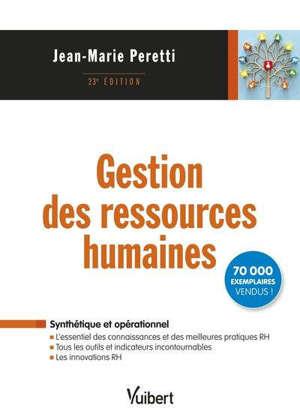 Gestion des ressources humaines