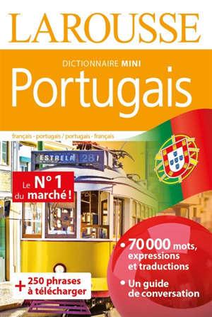 Portugais : dictionnaire mini : français-portugais, portugais-français