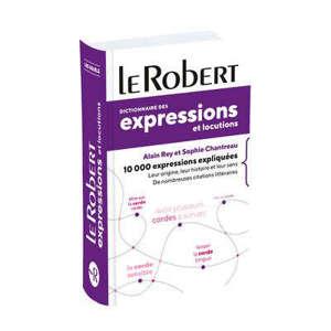 Dictionnaire des expressions et locutions
