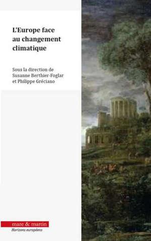 L'Europe face au changement climatique
