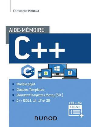 C++ : aide-mémoire