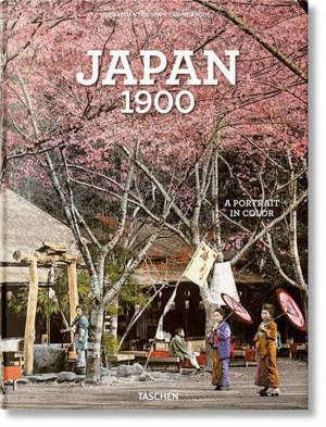 Japan 1900 : a portrait in color