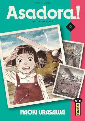 Asadora ! : feuilleton manga. Volume 2