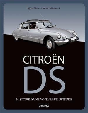 Citroën DS : histoire d'une voiture de légende