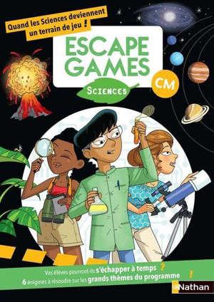Escape games sciences CM