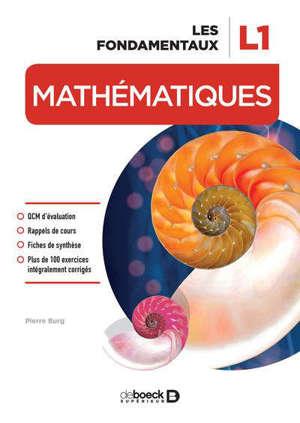 Mathématiques L1 : les fondamentaux