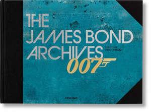 The James Bond archives, 007