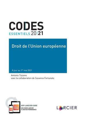 Droit de l'Union européenne 2020