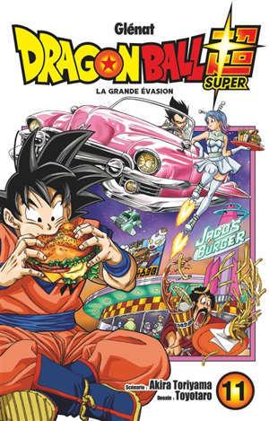 Dragon ball super. Volume 11