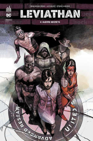 Leviathan. Volume 2, Guerre secrète