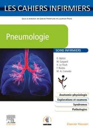 Pneumologie : soins infirmiers