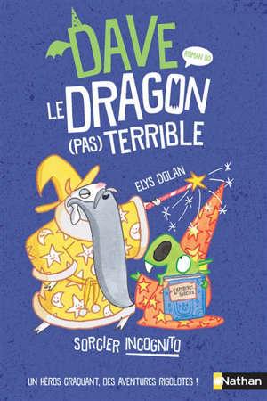 Dave, le dragon (pas) terrible. Volume 2, Sorcier incognito
