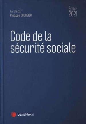 Code de la Sécurité sociale 2021