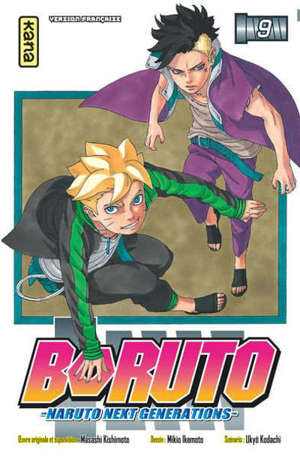 Boruto : Naruto next generations. Volume 9