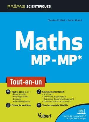 Maths : MP-MP* : tout-en-un