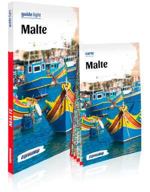Malte : guide + carte