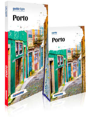 Porto : guide + carte