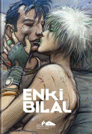Enki Bilal : exposition, Landerneau, Fonds Hélène & Edouard Leclerc pour la culture, du 21 juin au 1er novembre 2020