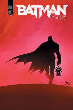 Batman : last night on earth