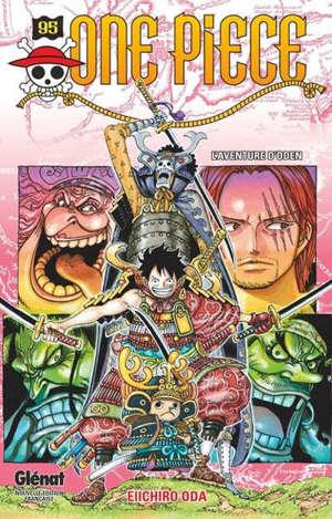 One Piece : édition originale. Volume 95, L'aventure d'Oden