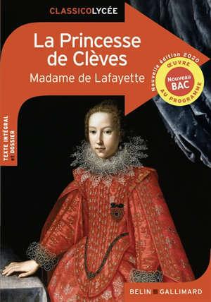 La princesse de Clèves : oeuvre au programme, nouveau bac