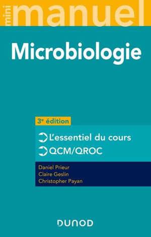 Microbiologie : l'essentiel du cours, QCM-QROC