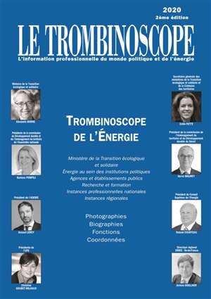 Trombinoscope de l'énergie