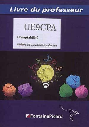 Comptabilité : diplôme de comptabilité et gestion : livre du professeur
