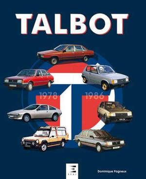Talbot, 1978-1986