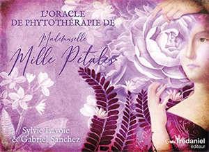 L'oracle de phytothérapie de Mademoiselle mille pétales